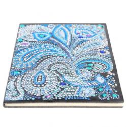Zápisník modrý