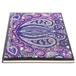 Zápisník fialové poupě