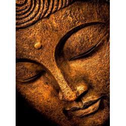 Bronzový Buddha